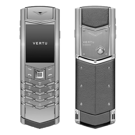 Signature S Design Vertu Signature S Design Pure Silver