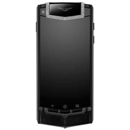 Touch Ti Vertu Ti Titanium Pure Black White Diamonds