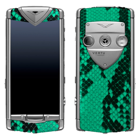 Constellation T Vertu Constellation T Python Green