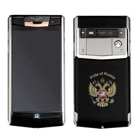 Signature touch Vertu Signature Touch Pride of Russia