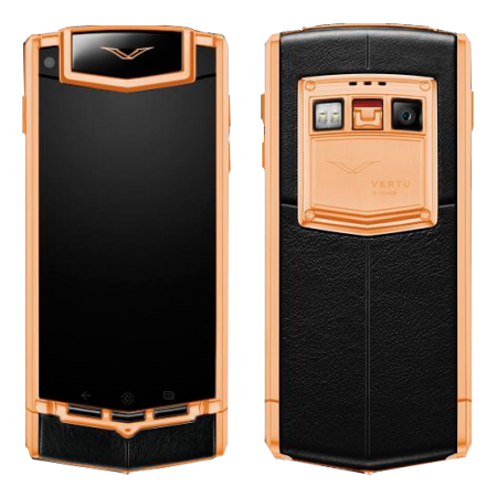 Vertu Ti Red Gold