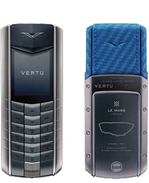 Ascent Racetrack Legends Vertu Ascent Le Mans Limited Editions