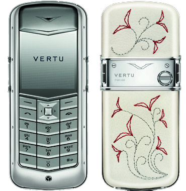 Constellation  Vertu Constellation Rococo Ivory