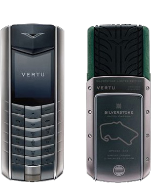 Ascent Racetrack Legends Vertu Ascent Silverstone Limited Editions