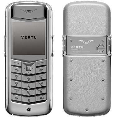 Constellation  Vertu Constellation Pure Silver
