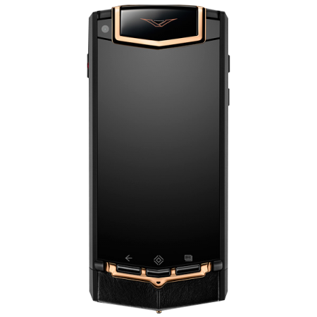 Touch Ti Vertu Ti Titanium Black PVD Red Gold Mixed Metals
