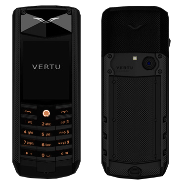 Ascent X 2010 Vertu Ascent X 2010 Black Knurl