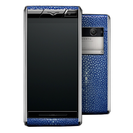 Aster Vertu Aster Stingray Blue