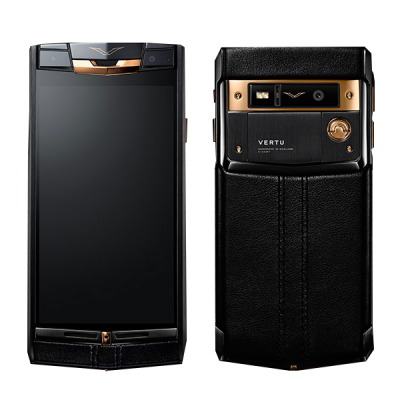 Signature touch Vertu Signature Touch Pure Jet Red Gold