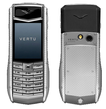 Vertu Ascent Ti Neon Black