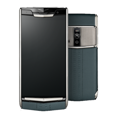 Signature touch Vertu Signature Touch Teal Fluted
