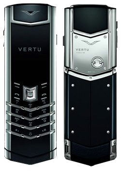 Vertu Signature S Design 18K white gold