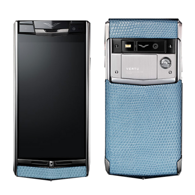Signature touch Vertu Signature Touch Seaspray Lizard