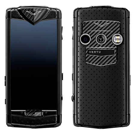Constellation T Vertu Constellation T Black Neon Silver Carbon Fiber