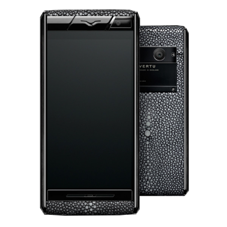Aster Vertu Aster Stingray Black