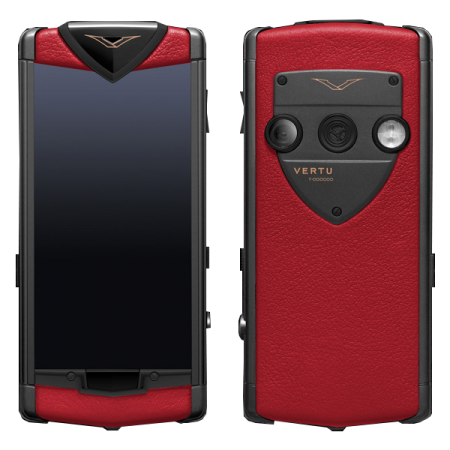 Vertu Constellation T PVD Red