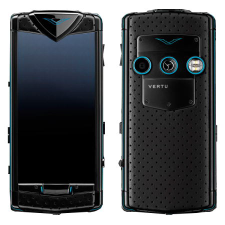 Constellation T Vertu Constellation T Black Neon Blue