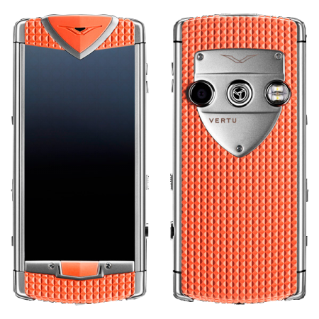 Constellation T Vertu Constellation T Smile Coral Red