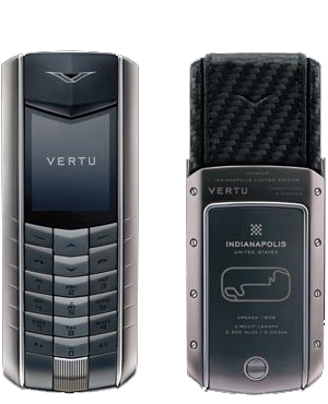 Ascent Racetrack Legends Vertu Ascent Indianapolis Limited Editions