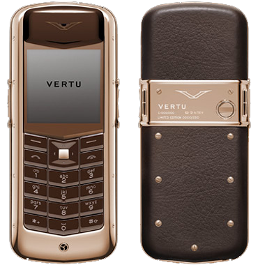 Constellation  Vertu Constellation Pure Rose Gold