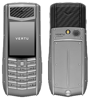 Vertu Ascent Ti Carbon Fibre Grip