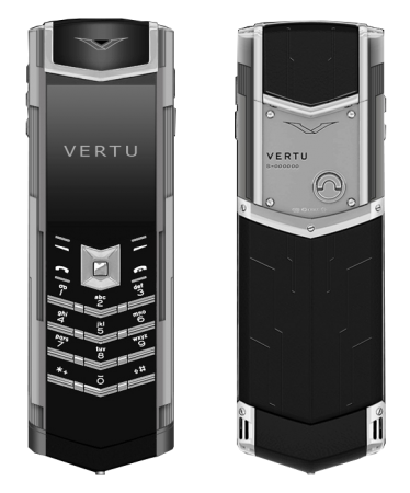 Signature S Design Vertu Signature S Design Deco Нержавеющая сталь