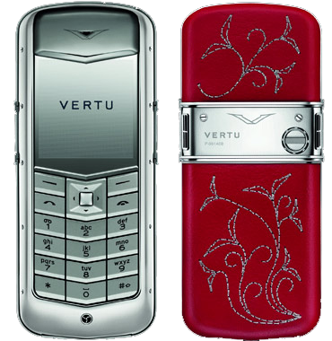 Constellation  Vertu Constellation Rococo Scarlet
